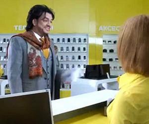 Киркоров снялся в рекламе  «Евросети» за 5 млн евро