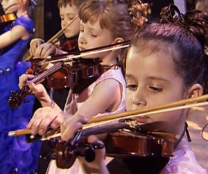 В столичных детсадах начинается сезон классической музыки