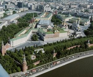 Возле Кремля планируют создать правительственный квартал