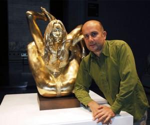 В Москве, впервые в России, пройдёт выставка Марка Куинна