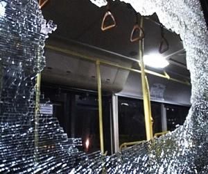 В Москве возобновилась стрельба из пневматики по общественному транспорту
