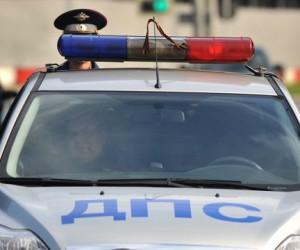 В Москве разыскивают водителя иномарки, сбившего полицейского