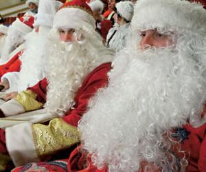 В столице открывается Школа Деда Мороза
