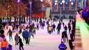В Москве заработал самый большой в Европе каток