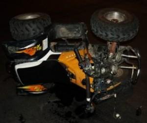Пьяный полицейский врезался в самосвал в Подмосковье и впал в кому