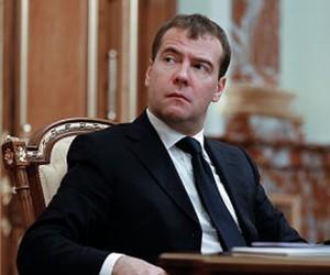 Медведев против объединения Москвы c областью