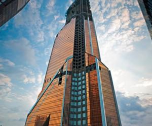 В Москве к новому году будет достроено самое высокое в Европе здание