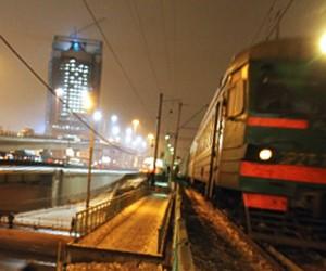 В Москве планируют запустить городские электрички
