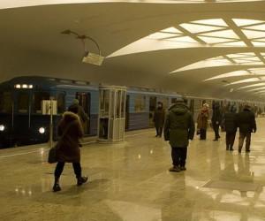На станции метро «Строгино» в Москве под поезд попал пассажир