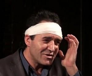 Националисты избили актера московского театра