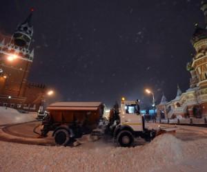 Синоптики предрекают Москве снежный покров до 55 см