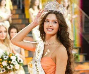 Студентка из Москвы претендует на титул «Мисс Вселенная»