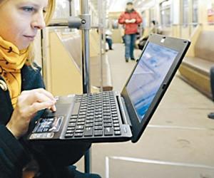 К сентябрю 2014 г. всё столичное метро будет «обВайФаено»