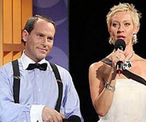 Канал СТС уволил Лазареву и Шаца, ведущих программы «Хорошие шутки»