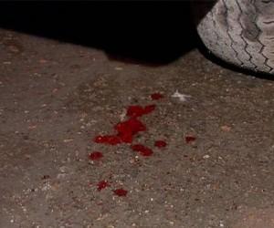В Москве расстрелян микроавтобус. Погиб человек.