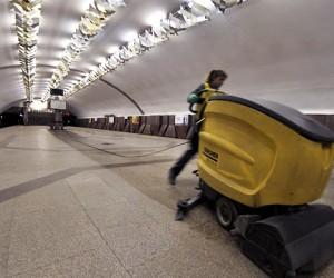В московском метро запахнет свежестью