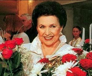 Галина Вишневская будет похоронена 14 декабря на Новодевичьем кладбище, рядом с мужем