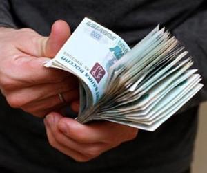 Средняя зарплата москвича  – порядка 45 тыс. рублей