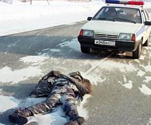 Полицейский из Подмосковья сбил насмерть 72-летнего пенсионера