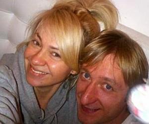 Рудковская и Плющенко родили Гном Гномыча