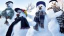 В столице пройдёт битва снеговиков