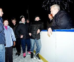 Собянин приказал проверить качество льда на всех столичных дворовых катках