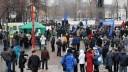 Митинг на Болотной площади собрал около 100 человек
