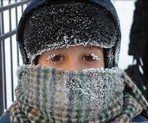 На Москву надвигаются морозы из подмосковного «полюса холода»