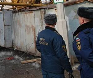 На юге Москвы строителю оторвало голову