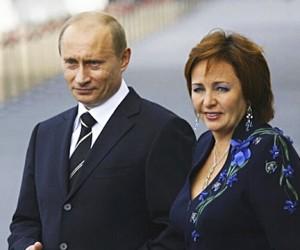 Первая леди России отмечает 55-летие