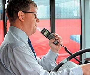 Все подмосковные автобусы и маршрутки собираются оснастить алкозамками