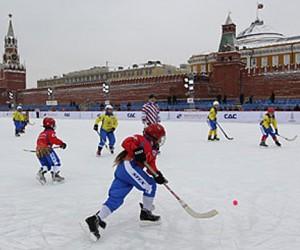 На Красной площади пройдут состязания по русскому хоккею