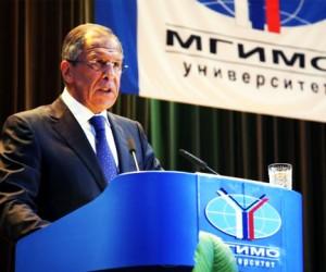 Лавров призывает учащихся МГИМО не бояться редких языков