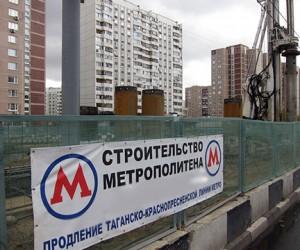 Строительство станции метро «Котельники» может затянуться