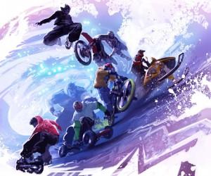 В Москве пройдёт VI Фестиваль экстремальных видов спорта «Прорыв»