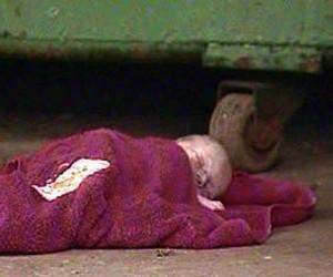 В Москве на помойке обнаружен мёртвый ребёнок