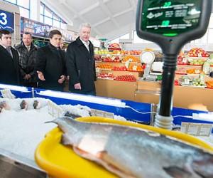 Жители столицы недовольны качеством продуктов на рынках