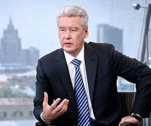 Более половины горожан довольны мэром Москвы Собяниным