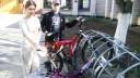 Около 500 московских школ к апрелю оснастят велопарковками