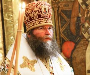 В Москве у епископа угнали джип Lexus