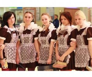 В российские школы вернется школьная форма