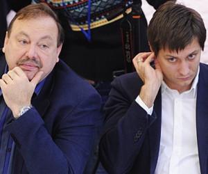 «Справедливая Россия» исключила обоих Гудковых из своих рядов