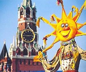 В Москве началась масленичная неделя