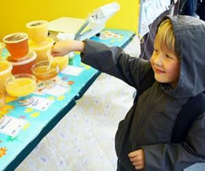 В Коломенском открывается весенняя ярмарка мёда