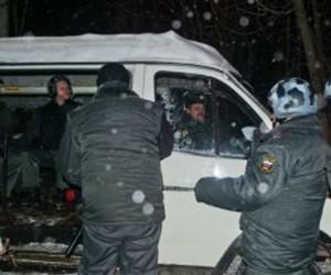 Курсанты Московского университета МВД похитили человека с целью выкупа