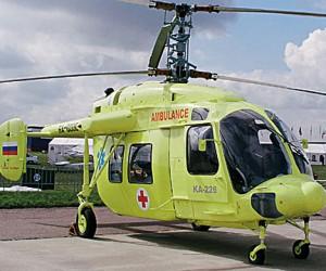 В Москве появятся вертолеты «скорой помощи»