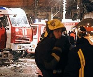 Самоубийца устроил взрыв в столичной девятиэтажке, но выжил