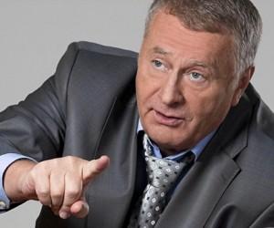 Жириновский на служебном «Мерседесе» попал в аварию в центре Москвы