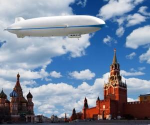 Москва хочет продать кому-нибудь дирижабли Лужкова