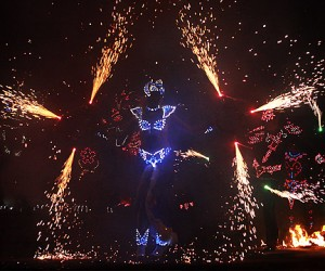 В Москве состоится Вселенский карнавал огня